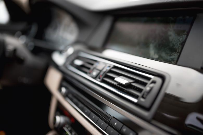 ozono aire coche
